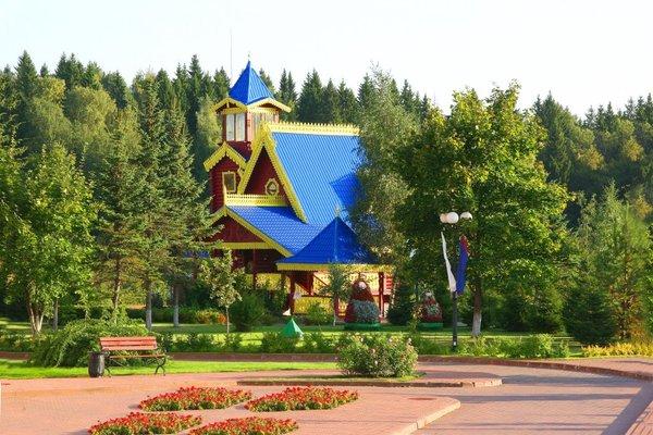 Пансионат Союз Газпром - фото 18