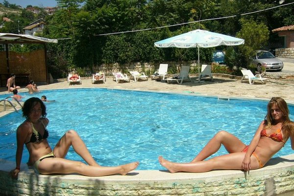 Olimpia Supersnab Hotel - фото 18
