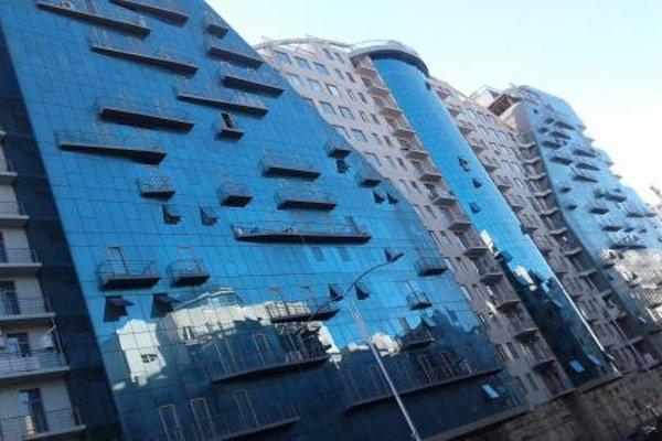 Апартаменты «Гено на Химшиашвили, 1» - 18