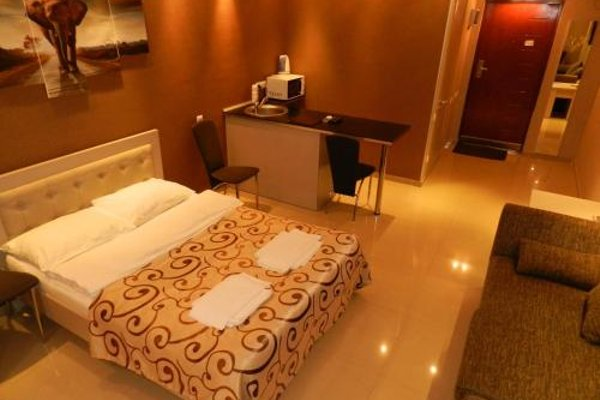 ApartHotel in Orbi Sea Towers - 3