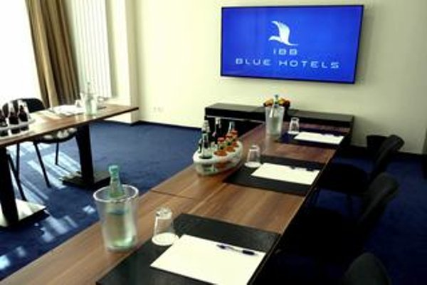 IBB Blue Hotel Adlershof Berlin-Airport - 18