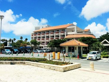 Хостел Okinawa International Youth Hostel