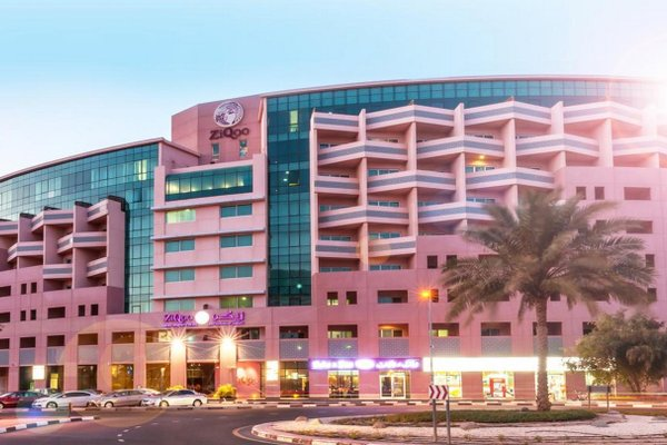 ZiQoo Hotel Apartments Dubai - 31