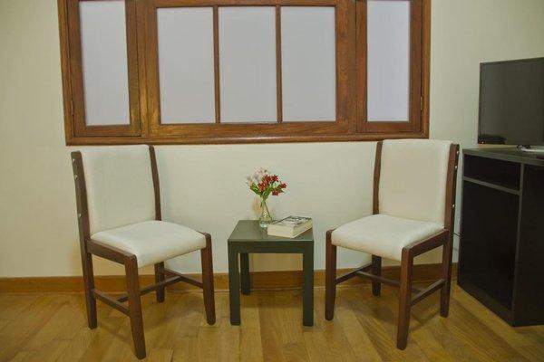 Larq'a Park Rooms - фото 10