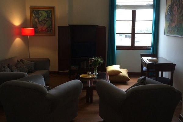 Larq'a Park Rooms - фото 11