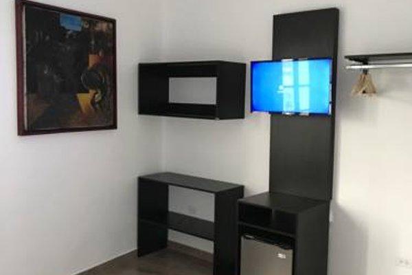 Larq'a Park Rooms - фото 8