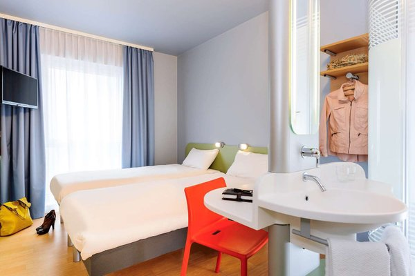 Ibis Budget Bamberg Nichtraucherhotel - фото 50