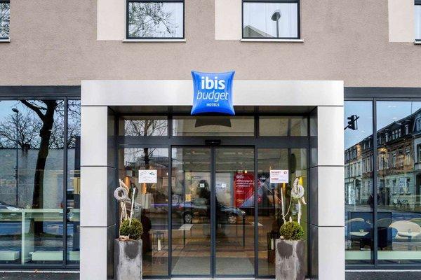 Ibis Budget Bamberg Nichtraucherhotel - фото 20