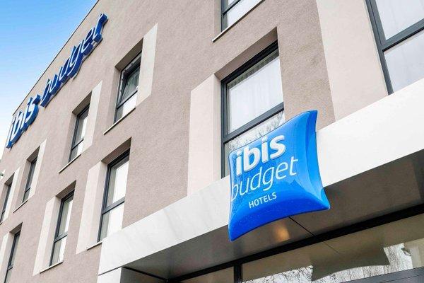 Ibis Budget Bamberg Nichtraucherhotel - фото 23