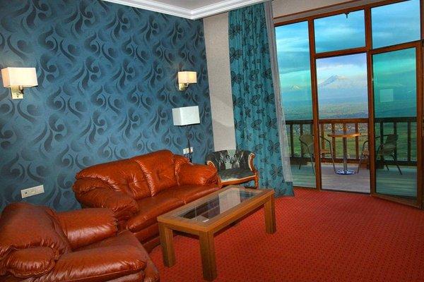 Отель «Амберд» - фото 11