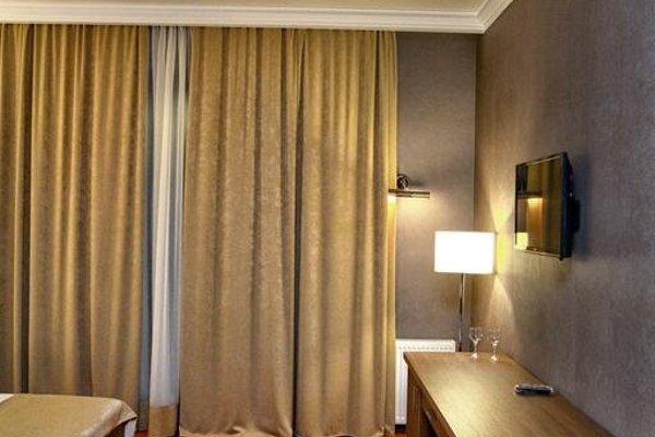 Отель «Амберд» - фото 15