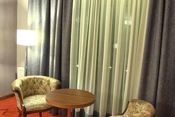Отель «Амберд» - фото 20