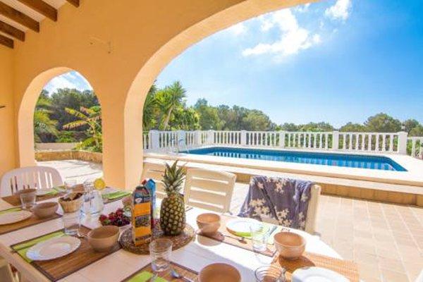 Abahana Villa Ainoha - фото 10