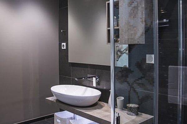 Luxury Apt. Le Marais-Pompidou. 2BR/2BA. A/C - 4