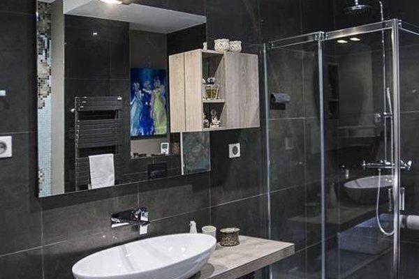 Luxury Apt. Le Marais-Pompidou. 2BR/2BA. A/C - фото 5