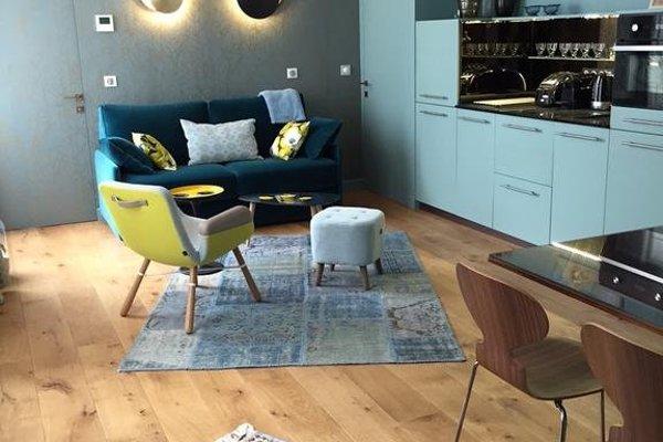Luxury Apt. Le Marais-Pompidou. 2BR/2BA. A/C - фото 7