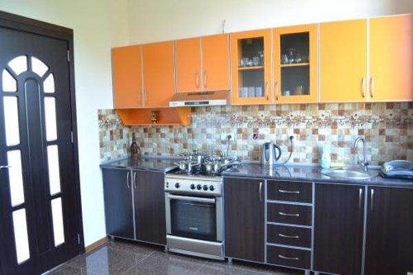 Апартаменты «Шалва» - 13