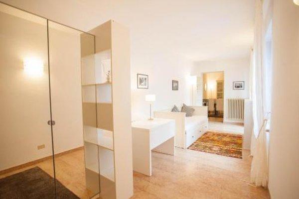 Balcony Mazzini Apartments - 50