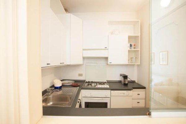 Balcony Mazzini Apartments - 23