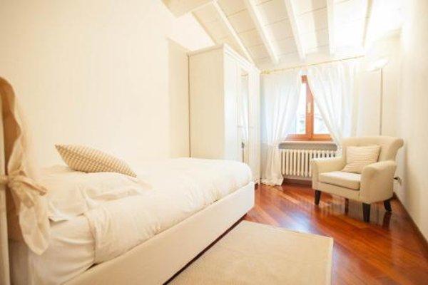 Balcony Mazzini Apartments - 5