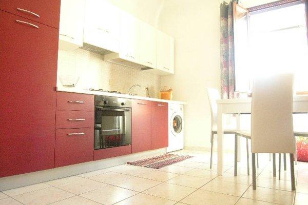 Appartamento via Dalmazia - фото 12