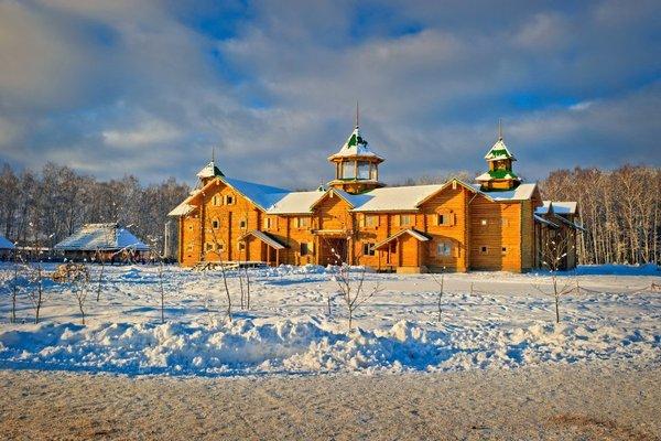 Отель Русское Подворье ЭТНОМИР - 18