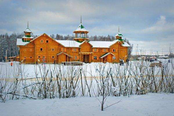 Отель Русское Подворье ЭТНОМИР - 21