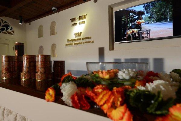 Отель Шри Ланка ЭТНОМИР - фото 22