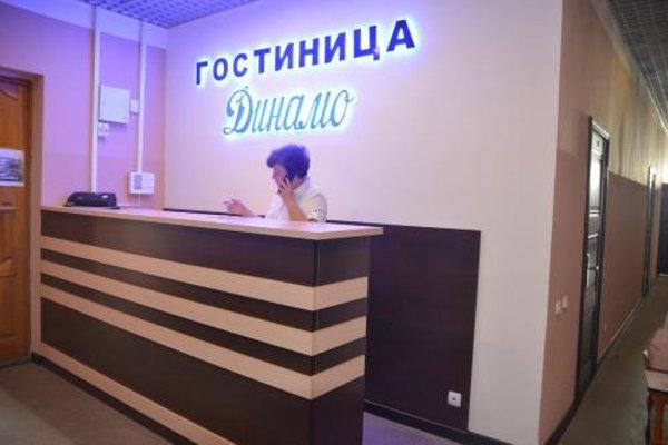 Гостиница Динамо - фото 50
