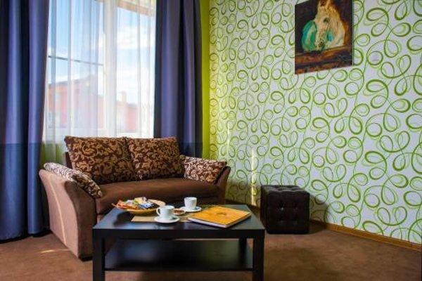 Отель Покровское-Дивное - фото 6