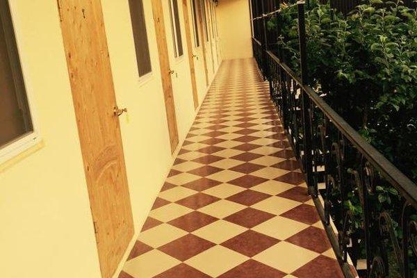 Отель Каво-де-Буксо - 11