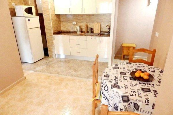 Apartamento Playa Los Naufragos - фото 7