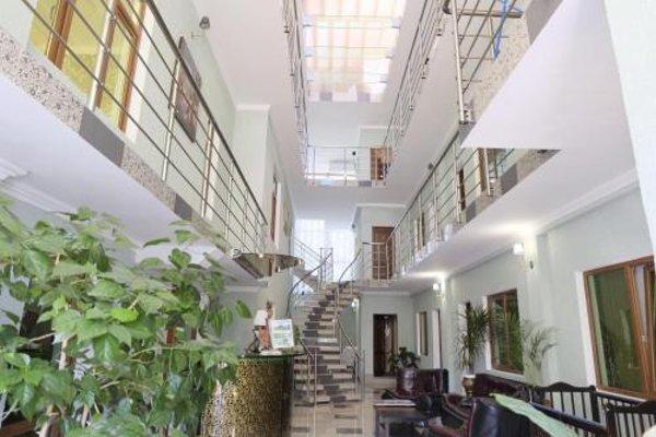 Hotel Medoviy - 17