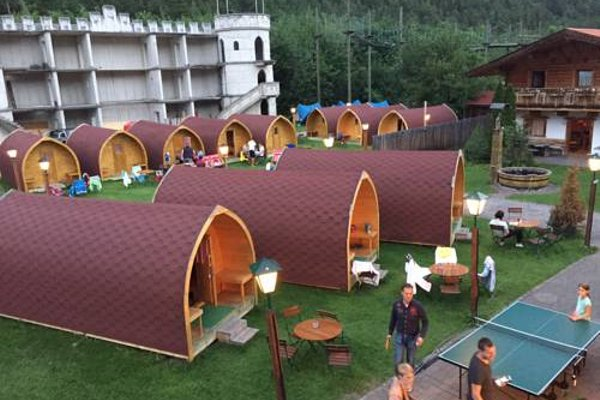 Inn-side Adventure Cabins & Camping - 21