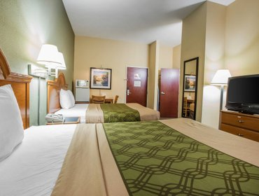 Гестхаус Econo Lodge Valdosta