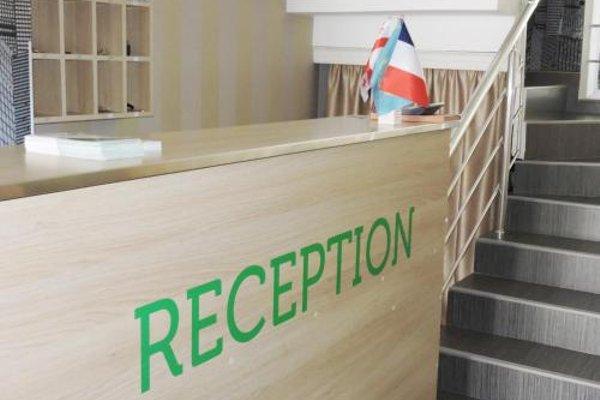 Отель «Green Villa» - фото 12