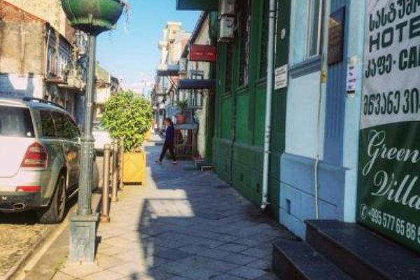 Отель «Green Villa» - фото 23