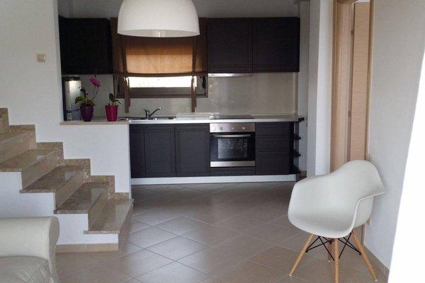 Niovi Boutique Apartments - фото 11
