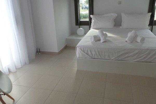 Niovi Boutique Apartments - фото 16