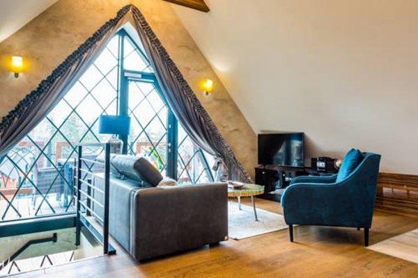 Aparting Wyjatkowe Apartamenty - Norweska Dolina - фото 5
