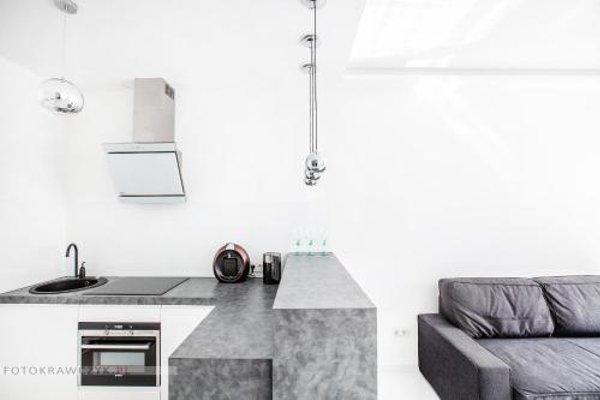 Apartament Nadwislanska - 8
