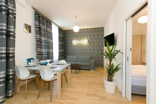 Vienna Stay Apartments Castellez - фото 13
