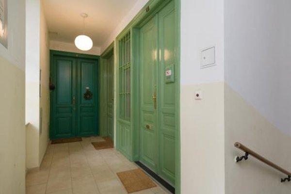 Vienna Stay Apartments Castellez - фото 14
