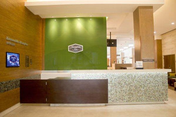 Hampton Inn by Hilton Villahermosa - фото 14