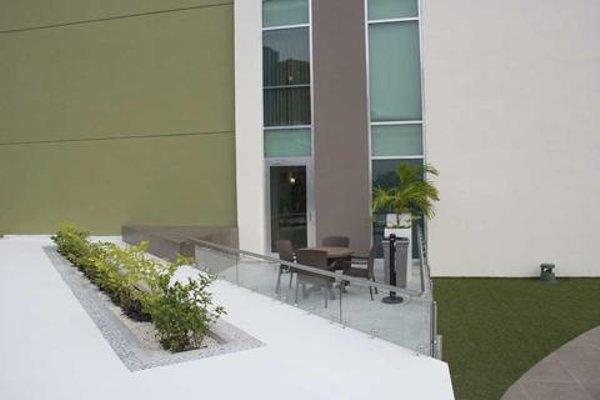 Hampton Inn by Hilton Villahermosa - фото 21