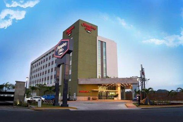 Hampton Inn by Hilton Villahermosa - фото 23