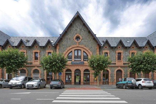 Hotel Parada Puigcerda - фото 16