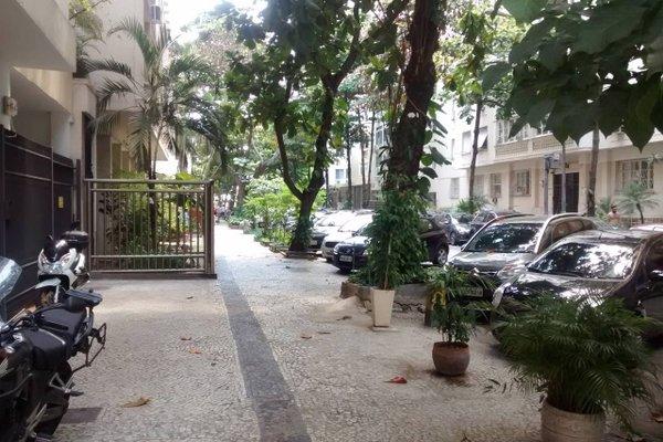 Gomes Carneiro Apartments - фото 10