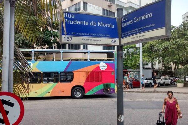 Gomes Carneiro Apartments - фото 13