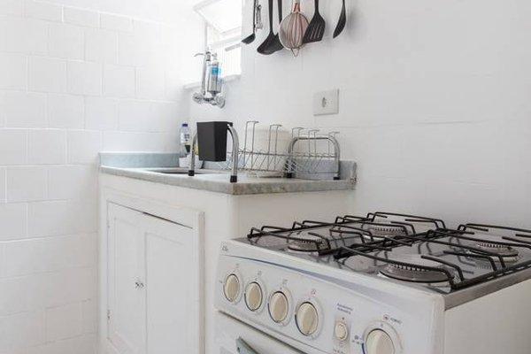 Gomes Carneiro Apartments - фото 21